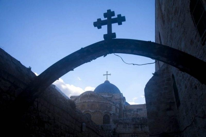 blog cruz Jerusalen Ciudad Vieja