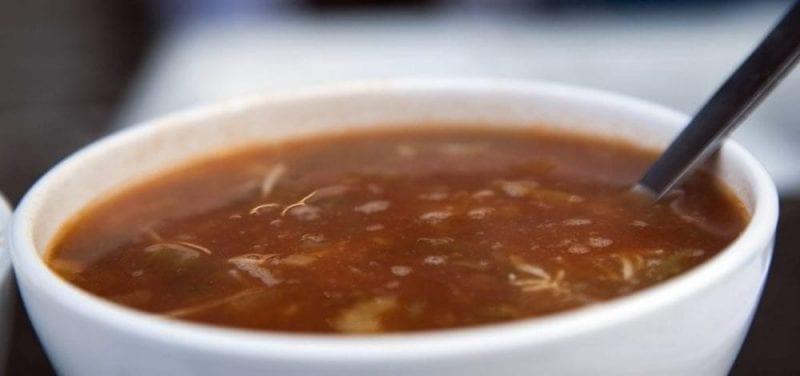 La sopa pescado del Mer du Nord, un clásico en Bruselas