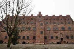 El castillo de Malmöhus ahora es un museo,