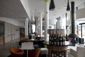 Restaurante del Turning Torso