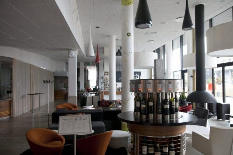 Restaurante del Turning Torso