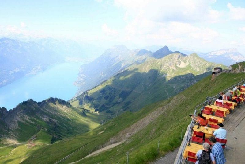 Vistas del Oberland Bernés