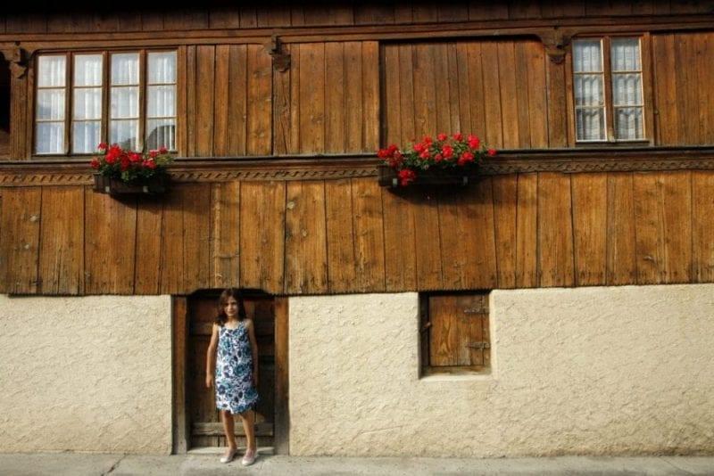 Casa de madera en Brienz
