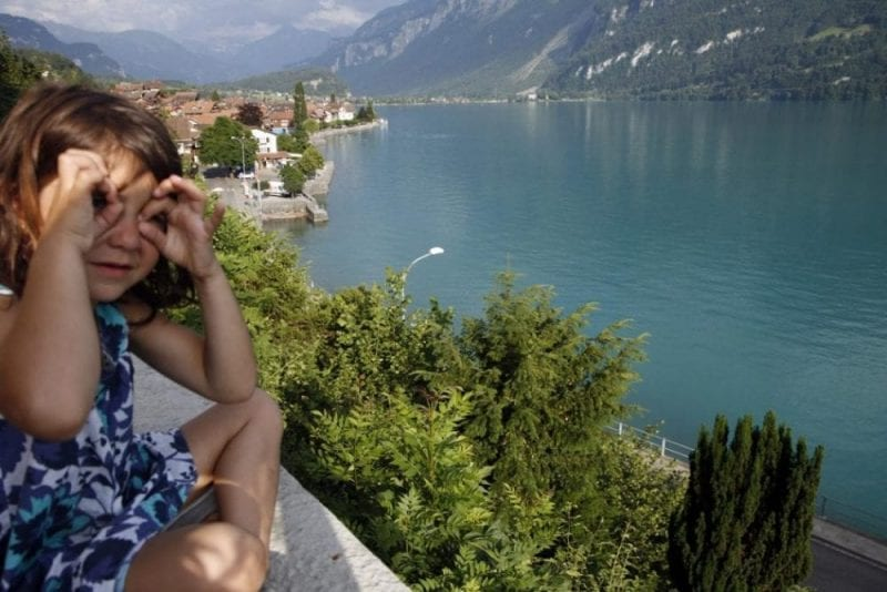 Brienz es un destino family-friendly