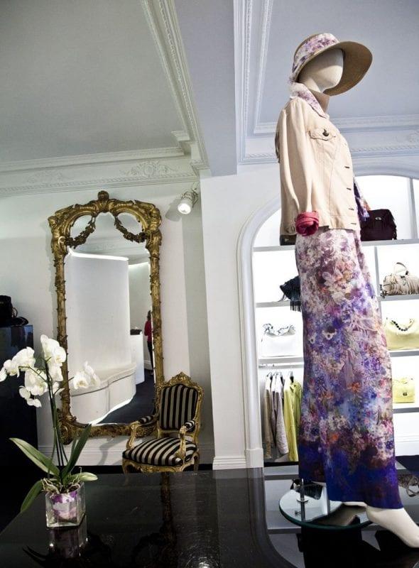 La tienda de Lucio Herrezuela, una de las más clásicas de Santander
