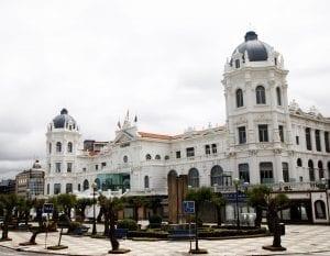 El casino de Sardinero abrió sus puertas en julio de 1916