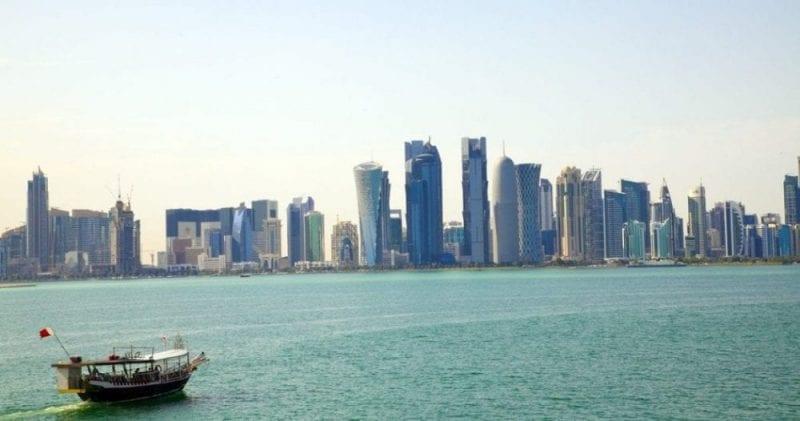 Panorámica de Doha