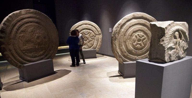Las estelas, iconos de Cantabria
