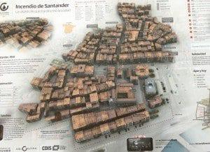Existe la ruta del incendio en Santander