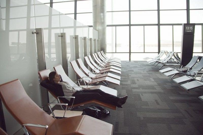 Salas de descanso para mujeres