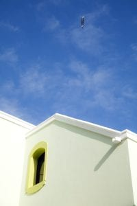 Detalle villa del hotel
