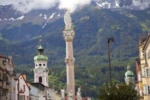 Detalle de Innsbruck