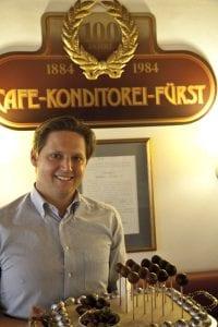 Martin Fürst, sucesor del creador de los bombones