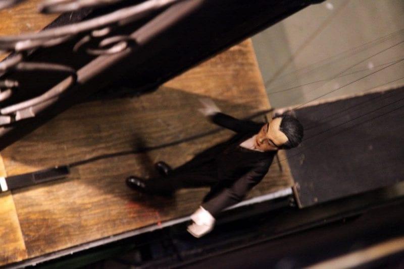 El manejo de las marionetas de Salzburgo es un arte