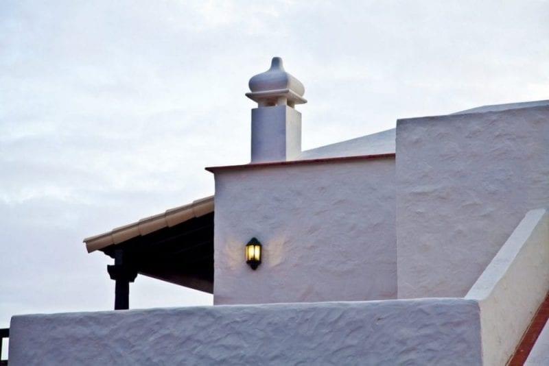 Detalle villa del Hotel Villa Maria Nani Arenas