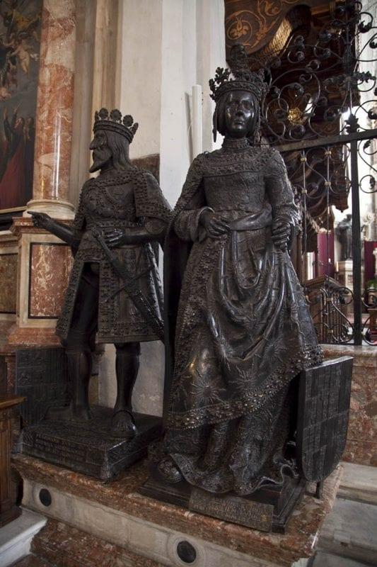 Fernando el Católico y Juana la Loca