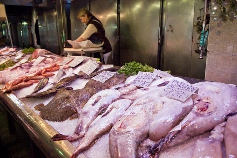 Cantabria es famosa por la calidad de sus pescados