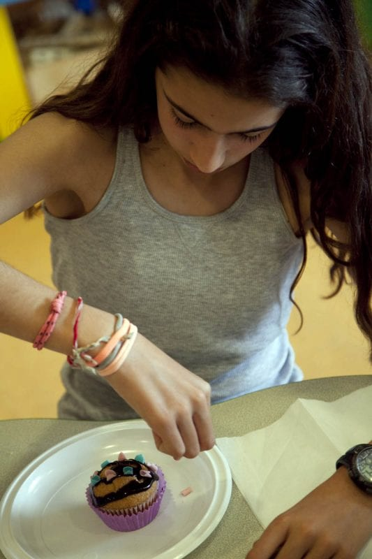 Taller de cup-cakes