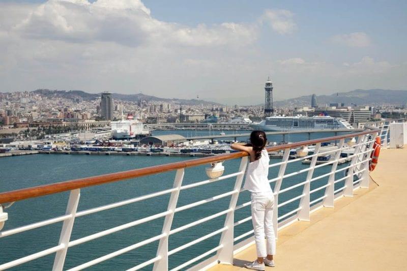 Barcelona, puerto de partida del gigante de Royal Caribbean en verano de 2016