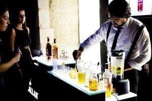 En Peralada también puedes tomar un cocktail