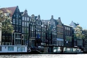 Estampa de Amsterdam