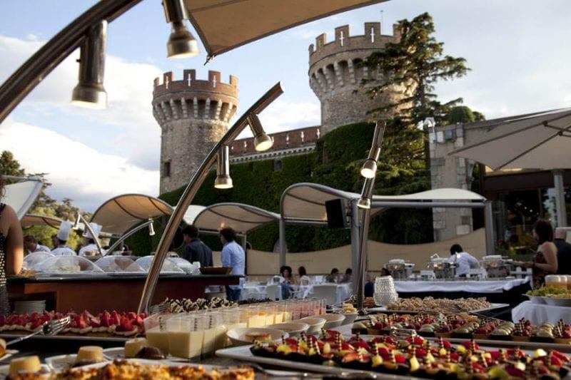 El buffet parrilla cuesta 48,50 euros