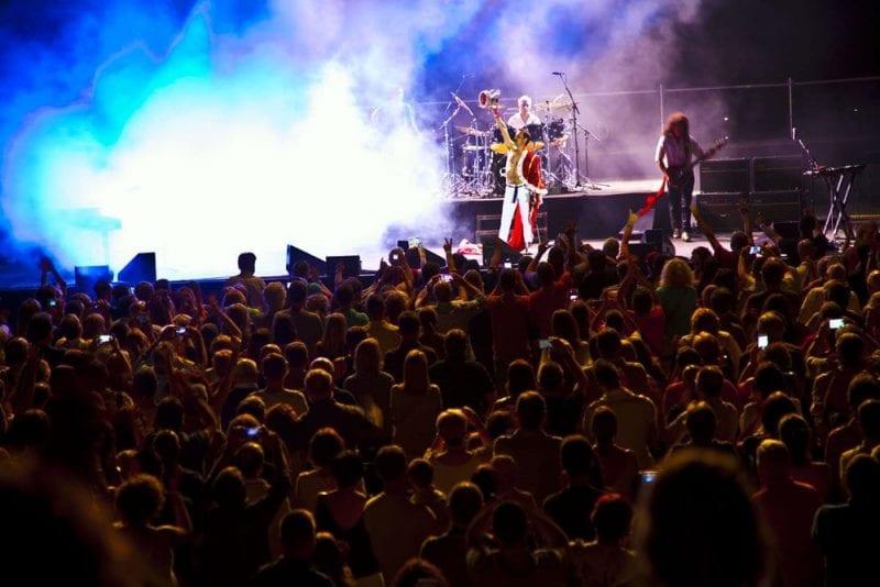 God Save de Quenn, uno de los conciertos estrellas de Porta Ferrada en 2016
