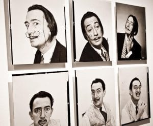 Los bigotes de Dalí, un símbolo del Pop-Art
