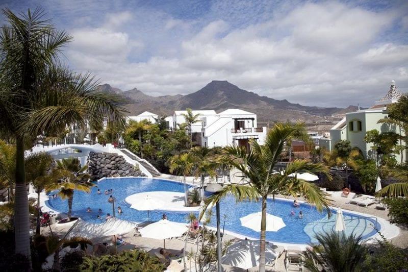 Detalle del hotel Suite Villa María