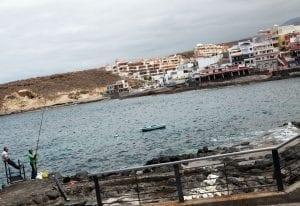 La Caleta conserva su esencia como puerto pesquero