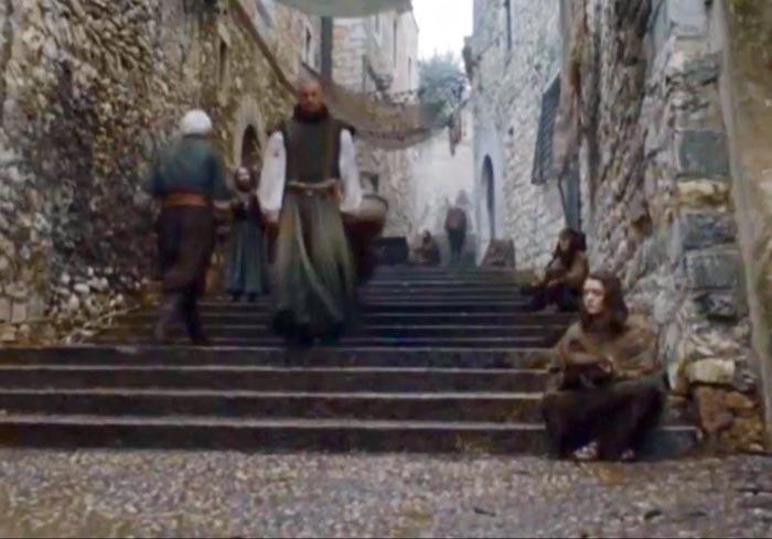 Escena de la sexta temporada