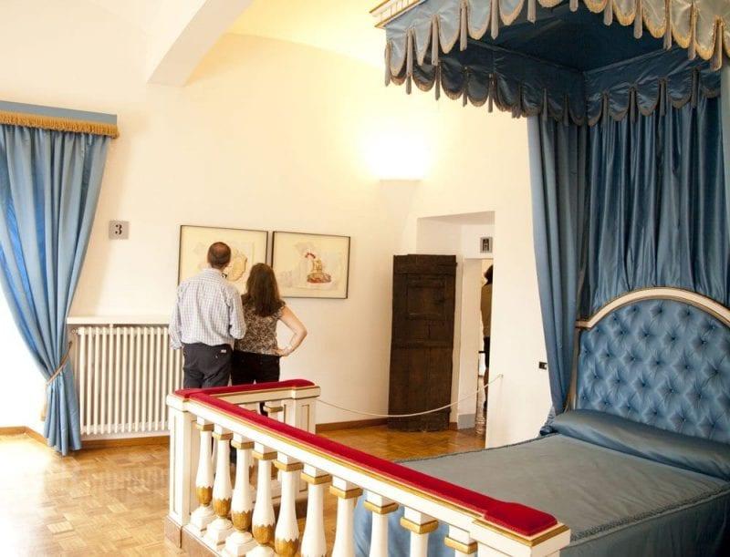 Dormitorio de Gala