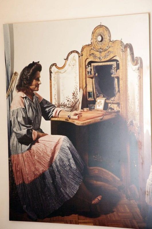 Retrato de Gala