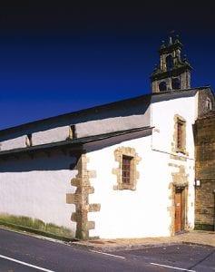 Monasterio de Santa María en Villanueva de Oscos