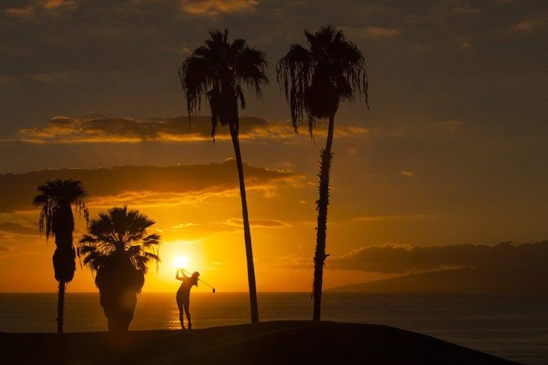 Swing al atardecer en Tenerife