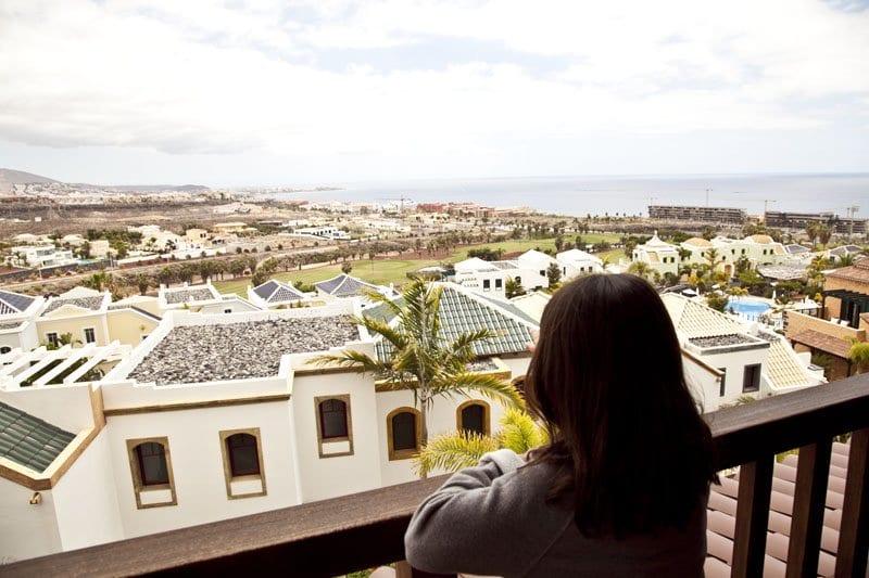 Todas las villas del hotel tienen vistas al mar