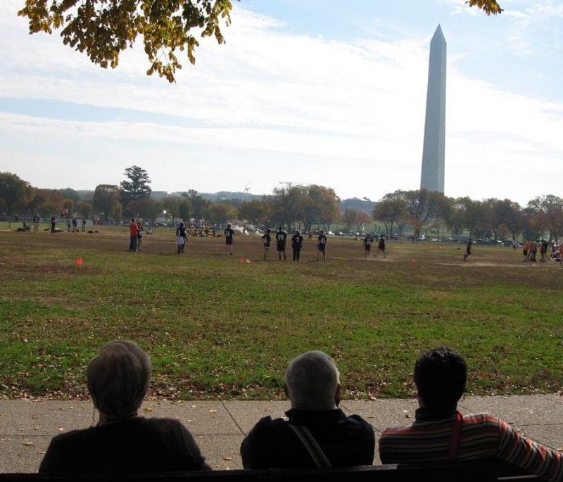 Vista del Obelisco