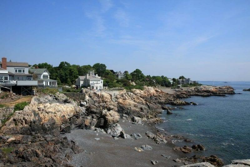 Costa de Massachusetts