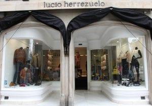 En Santander quedan muchas tiendas de moda elegantes