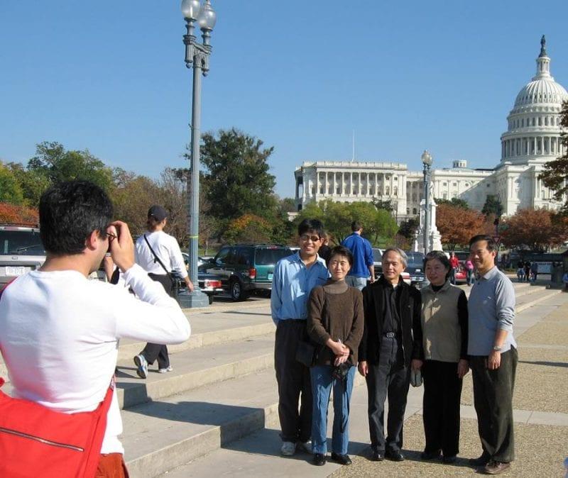 El Capitolio es uno de los edificios más fotografiados de EE.UU