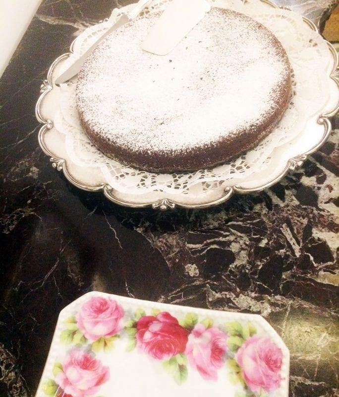 Las cenas de Cesarine tienen un menú cerrado con postre