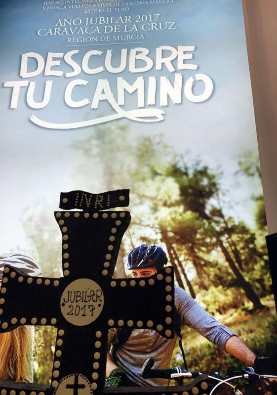 El año jubilar en Caravaca de la Cruz, muy presente en Fitur