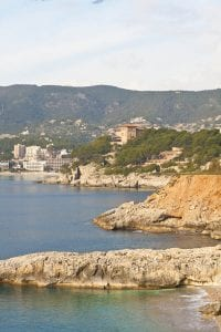 La costa de Mallorca está llena de calas
