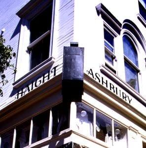 San Francisco, esquina mítica de Haight Ashbury