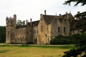 Abadia de Lacock en Inglaterra