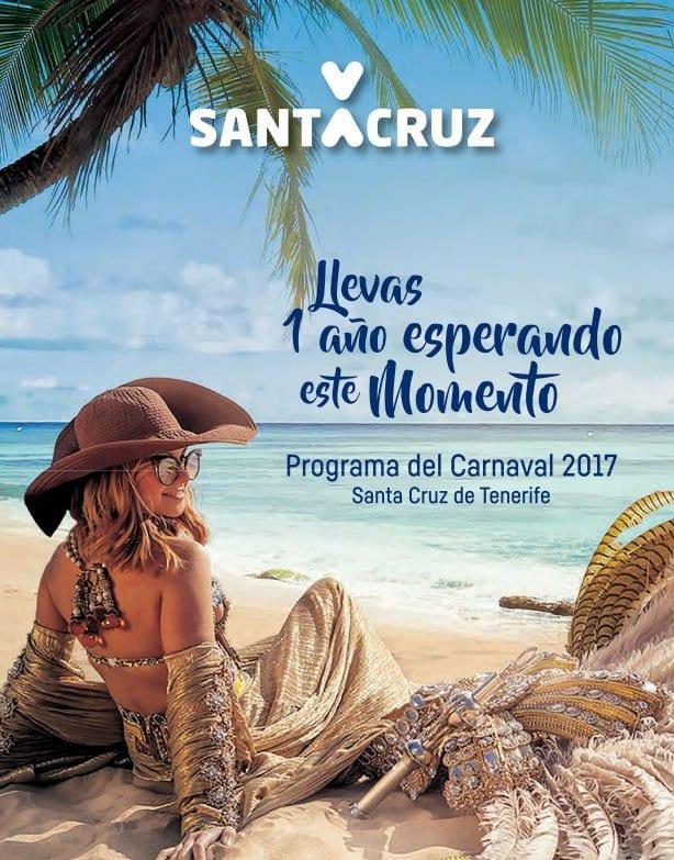 Cartel del Carnaval de Tenerife 2017
