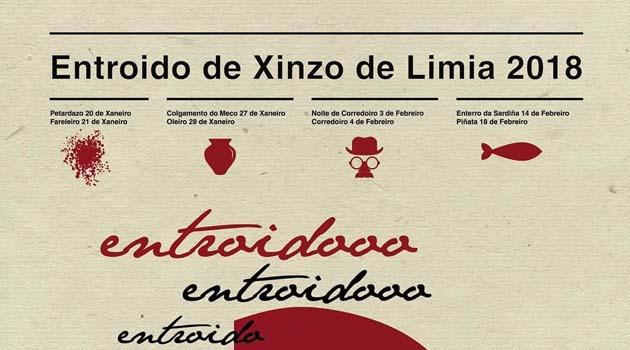 Cartel del carnaval de Xinzo de Limia
