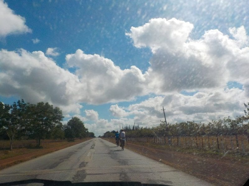 Carretera de Cuba