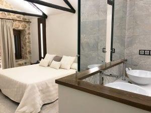 Quinta habitacion hotel rural encanto Monteguerra ciudad real