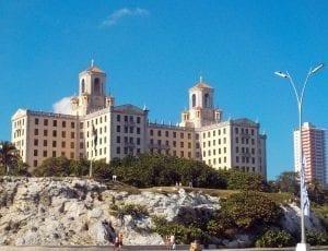 Hotel Nacional, el cinco estrellas de lujo en La Habana